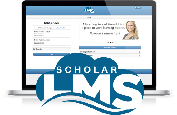 scholarLMS_Mac and logo